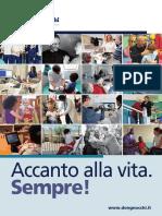 Fondazione Don Gnocchi_Brochure