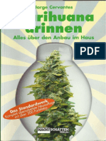Marihuana Drinnen Alles über den Anbau im Haus von Jorge Cervantes