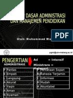 1. pengertian manajemen