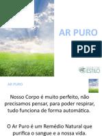 AR PURO - Power Point