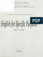 English for Specific Purposes 2009 Tuyakayeva (1)