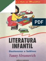 Literatura Infantil - Gostosuras e Bobices - Fanny Abramovich