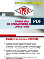 Presentacion POA 2010