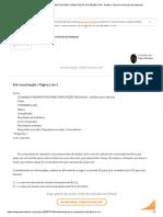 Fundamentos Para Computação Atividade 4 a4 - Análise e Desenvolvimento de Sistemas