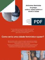 Cidade feminista