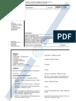 NBR 5732 - Cimento Portland