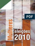 Matos - Pinheiro in - Dilemas Do Conservadorismo Político e Do Tradicionalismo de Gênero No Processo Eleitoral de 2010 Matos 2012