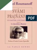 Svâmi Prajnânpad, Un Maître Contemporain - Tome 2