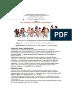 Apuntes clases- Paleoantropología y evolución