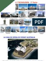 Arquitectura y Tecnologia   5°Parte OPERA DE SYDNEY 1