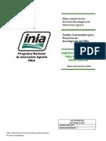 PROYECTO SSP INIA UNU IVITA 20151010 CONCLUIDO