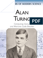 thinking about godel and turing essays on complexity