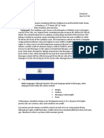 Environmental Conditions in Nicaragua (A.P. Environmental Science)