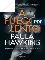 A fuego lento - Paula Hawkins - Capítulo 1