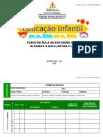 PLANO DE AULA HIBRIDO