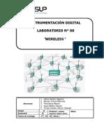 Laboratorio 08 Wireless 1
