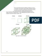3D, 4D, and 5D models