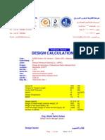 Pressure Vessel Design Calculations