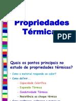 Aula4-PropriedadesTermicas
