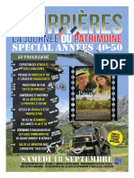 flyer-POURRIERES JOURNEE ANNEE 40 18/09/2021