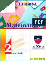 Matemática - III Bim