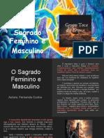 Sagrado Feminino e Masculino - grupotocadabruxa