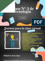 Clase N3 tecnologia 5° Básico