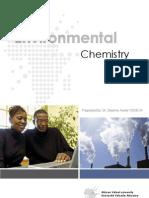 Environmental Chemistry By Ak De Pdf