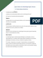 Unidad 1 Conceptos básicos de odontología legal y forense