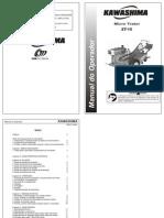 MICROTRATOR ZT15 - manual