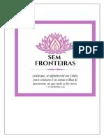 SEM FRONTEIRAS - A peça