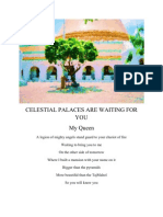 Celestial Palaces Are Waiting for You