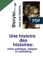 Storytelling conférence  Observatoire