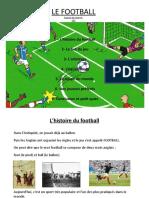 Exposé LE FOOTBALL