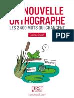 FRENCHPDF.com La Nouvelle Orthographe