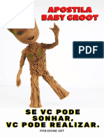 Apostila Baby Groot
