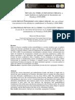 PROPRIEDADE PRIVADA DA TERRA E EXPANSÃO URBANA o caso da concentração fundiária na implantação de loteamentos em Fortaleza (1930-2000)