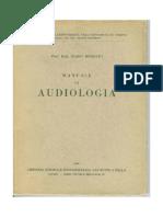 Manuale Audiologia Moretto
