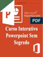 MICROSOFT OFFICE POWER POINT 2016