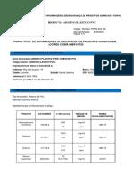 Fispq Adesivo Plástico Para Tubos de Pvc.