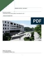 STUDIU de FEZABILITATE Construire Spital in Bulevardul Timisoara Nr.101E