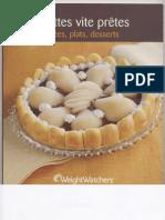 Weight_.Watchers_Recettes_vite_pretes