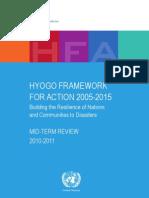 Hyogo Framework Mid-Term Review