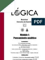 Cuadernillo Lógica USP-T (módulo 1)