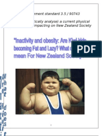 childhood obesity an ever growing complex issue reflective essay  the obese obesity essay
