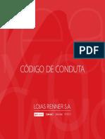 CODIGO CONDUTA 2017 Renner