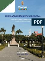 Legislação Urbanística Municipal - Plano Diretor e Ambiental de Manaus e Suas Leis Complementares - Versão 01