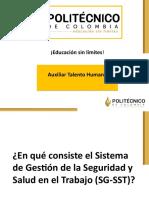 DIAGNOSTICO DEL SG-SST DECRETO 1072-2015 Y LA RESOLUCIÓN 0312-2019