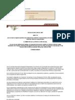 RESOLUCION 2346 DE 2007 EVALUACIONES MEDICAS OCUPACIONALES