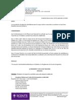 302-2021 Oficializar Candidaturas Para Asamblea Nacional 2021